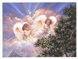 Joyful Prayer Art Print