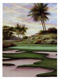 #8 Bunkers At Emerald Dunes Art Print