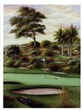 #4 Breezy Green At Emerald Dunes Art Print