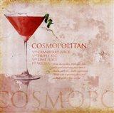 Cosomopolitan Art Print