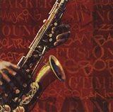 Jazz I Art Print