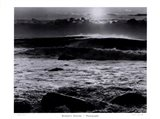 Montauk Surf Art Print