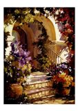 Fragrant Entry Art Print
