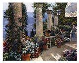Hotel Capri Art Print