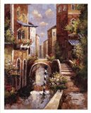 Venice Canal II Art Print