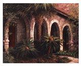 Sago Arches Art Print