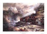 Rio Grande Express Art Print