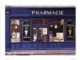 Pharmacie Art Print