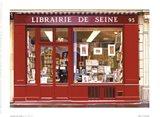 Librairie De Seine Art Print