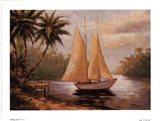 Setting Sail II Art Print