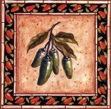 Chiles IV Art Print