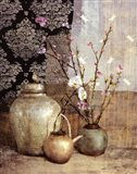 Asian Still Life I Art Print