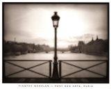 Pont Des Arts, Paris Art Print