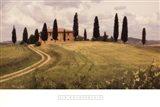 Springtime In Tuscany Art Print