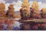 Clear Lake I Art Print