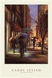 Fifty-Seventh Street Art Print