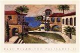 PALISADES II Art Print