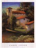 Abbazia Art Print
