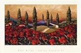 SPRING SOJOURN II Art Print