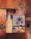 Palm Serenity I Art Print