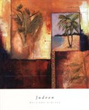 Palm View II Art Print