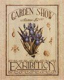 Garden Show I Art Print