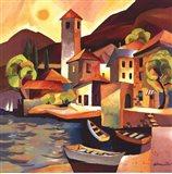 Cypress II Art Print