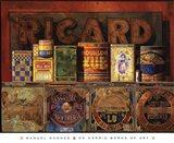 Ricard Art Print