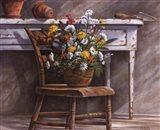Garden Boquet Art Print
