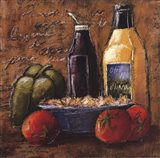 Rustic Kitchen IV Art Print