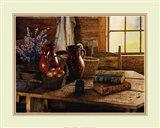 Sunlit Still Life Art Print