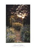 Secret Garden - Old Barkfold, Sussex Art Print