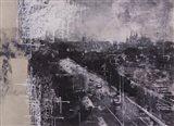 Symphony of the City I Art Print