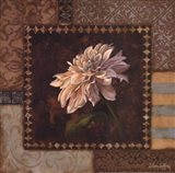 Dahlia II Art Print