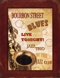 New Orleans Jazz III Art Print