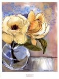 Magnolia Perfection II Art Print