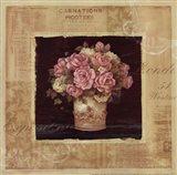 Vintage Rose Pink - Special Art Print