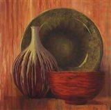 Ceramic Study I Art Print