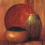 Ceramic Study II Art Print