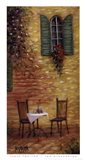 Table for Two Art Print