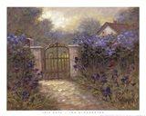 Iris Gate Art Print