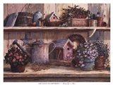Rhapsody in Rose Art Print