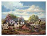 Heaven's Gate Art Print
