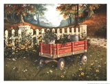 Welcome Wagon Art Print