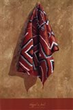 Wrapped in Jewels Art Print