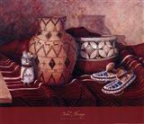 Tribal Heritage Art Print