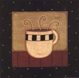Coffee Mug IV Art Print