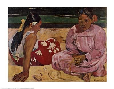 Women of Tahiti