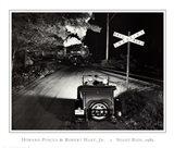 Howard and Robert Hart Jr. Pincus - Night Ride, 1985 Art Print