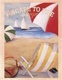Escape To The Cape Art Print